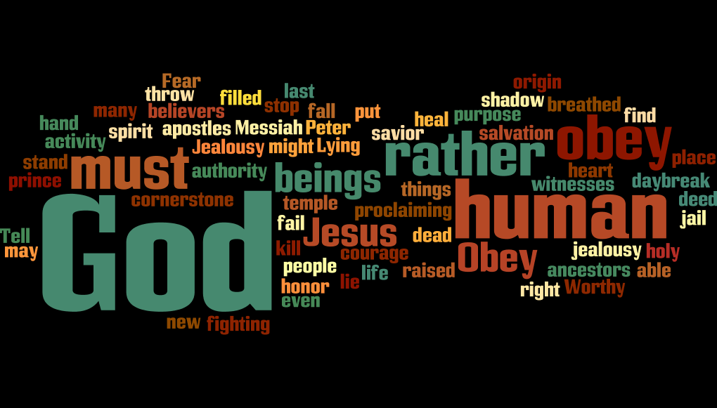 Acts 5.2 wordcloud